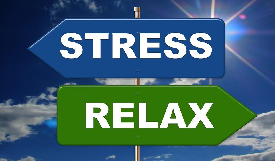 Stress verstoort de balans in je lichaam.