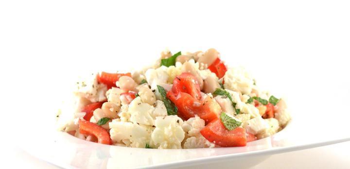 Bloemkool salade verrassend veelzijdig