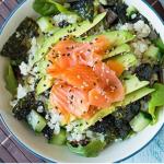 Sushi salade