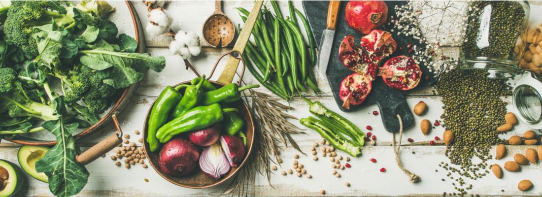 Voedingsstoffen en je gezondheid